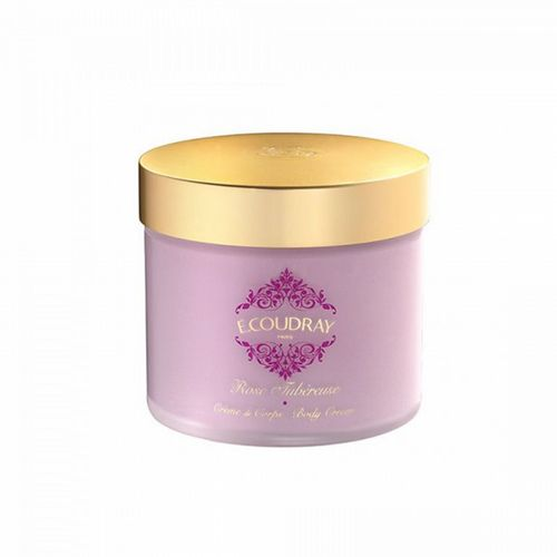 E Coudray - Rich Body Cream - Rose Tuberose 250 ml